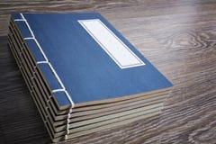 старая книги китайская Стоковое Изображение RF
