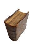 старая книги коричневая Стоковые Фотографии RF