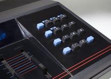 Старая кнопочная панель блока развертки Стоковые Изображения RF
