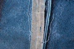 Старая кожаная предпосылка Стоковые Фото