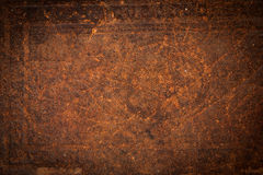 Старая кожаная текстура предпосылки Стоковая Фотография RF