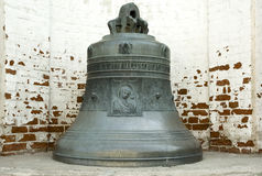 старая колокола большая Стоковая Фотография