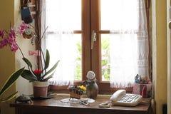старая комната Стоковое Изображение
