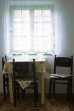старая комната Стоковые Изображения RF