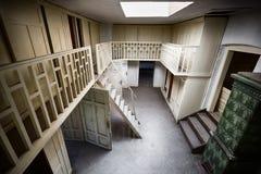 Старая комната garderobe Стоковая Фотография RF