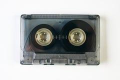 Старая компактная магнитофонная кассета Стоковые Изображения