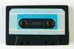 Старая компактная магнитофонная кассета Стоковое Фото