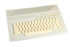 старая компьютера домашняя стоковое фото rf