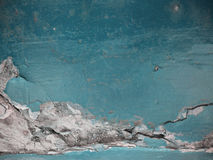 Старая конкретная предпосылка текстуры стены grunge Стоковая Фотография RF