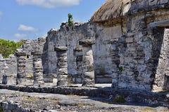 Старая конструкция от камня Стоковая Фотография RF