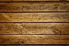 Старая коричневая деревянная текстура с естественными картинами Стоковое фото RF