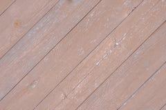 Старая коричневая текстура доск Стоковое фото RF