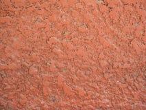 Старая коричневая текстура предпосылки цемента абстрактный коричневый цвет предпосылки выравнивает изображение Стоковое Фото