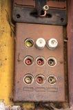 Старая коробка braker - Schorndorf - Германия Стоковые Изображения