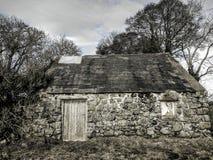 старая коттеджа ирландская Стоковая Фотография