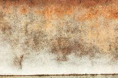 Старая краска автомобиля Стоковые Изображения
