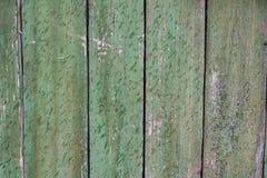 Старая краска на деревянной доске Стоковое Изображение RF