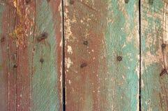 Старая краска на стене Стоковая Фотография RF