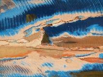старая краска Стоковые Изображения RF