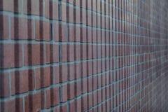 Старая красная предпосылка текстуры кирпичной стены стоковое изображение