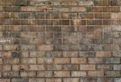 Старая красная предпосылка текстуры кирпичной стены стоковые фото