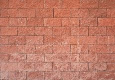 Старая красная текстура кирпичной стены преграждает предпосылку стоковые изображения