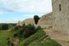 Старая крепость стоковая фотография rf