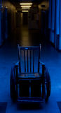 старая кресло-коляска Стоковое Фото