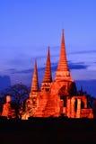 Старая круговая пагода в виске (место всемирного наследия ЮНЕСКО) Стоковые Изображения RF