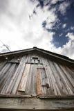 старая крыша Стоковые Изображения RF