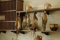 Старая кухня Стоковая Фотография