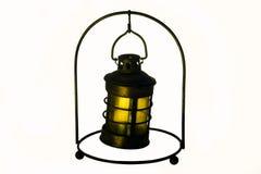Старая лампа очень старая Стоковые Изображения