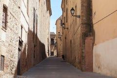 Старая майна старого города Toledo Стоковая Фотография