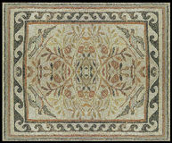 Старая македонская мозаика Стоковое Фото