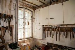 Старая мастерская Стоковое Фото