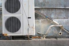 Старая машина охладителя Стоковые Фото