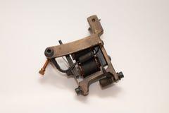 Старая машина татуировки (оружие). Стоковые Фото