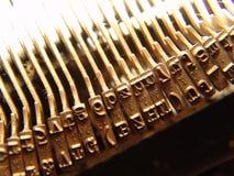 старая машинка Стоковые Фото