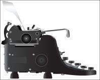 старая машинка Стоковое Изображение RF