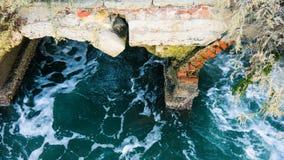 Старая мельница прилива Стоковая Фотография RF