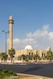 Старая мечеть в израильском городе Яффы Стоковые Изображения