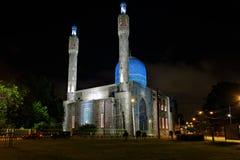 Старая мечеть в Санкт-Петербурге Стоковые Изображения