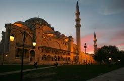 Старая мечеть в Стамбуле Стоковая Фотография