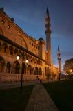 Старая мечеть в Стамбуле Стоковые Изображения RF