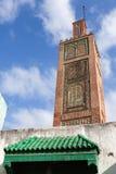 Старая мечеть в Medina. Городок Танжера, Марокко Стоковые Изображения