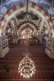 Старая мечеть, Эдирне, Турция Стоковая Фотография RF