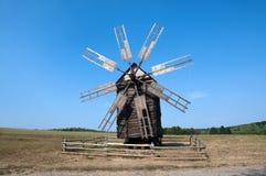 Старая мельница в mus Стоковые Фото