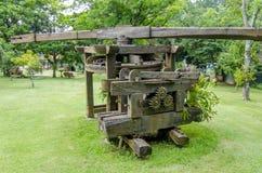 Старая мельница сахарного тростника Стоковые Изображения RF