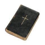 Старая миниатюрная библия Стоковая Фотография