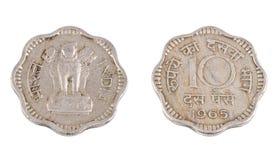 Старая монетка Стоковое Фото
